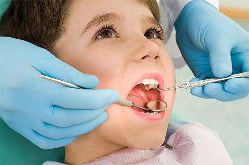 ninos dentista