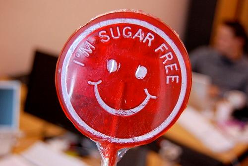 Alimentos sin azucar y salud dental