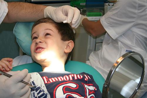 El miedo al dentista es hereditario