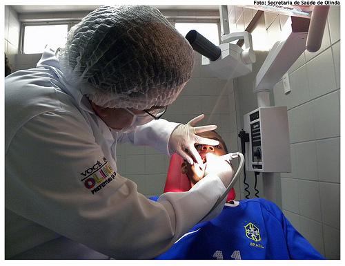 Se refuerza la figura del odontólogo