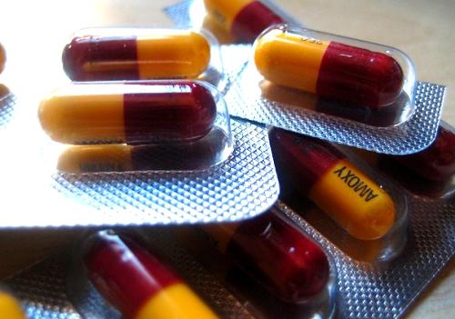 Antibioticos utilizados en odontología; la amoxicilina