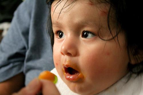 Ingestión de Fluoruro por los Bebés
