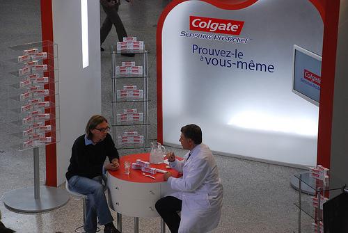 Colgate ofrece chequeos gratuitos durante el mes de marzo