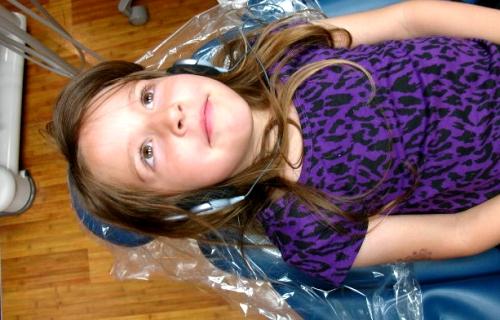 Niños, anestesia dental y muelas del juicio