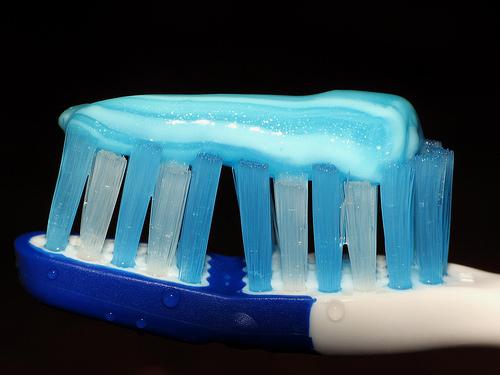 Estudios vinculados a la pasta dental