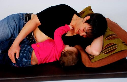 Lactancia materna y su relación con la salud dental