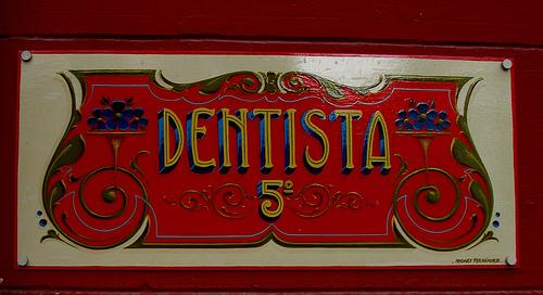 La crisis en la odontología
