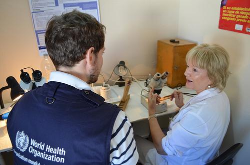 Iniciativas de la OMS sobre la salud oral