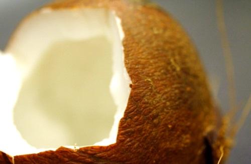 aceite de coco para la salud Oral