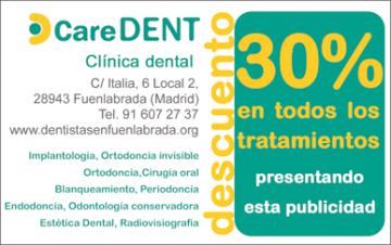 Clínica dental en Fuenlabrada