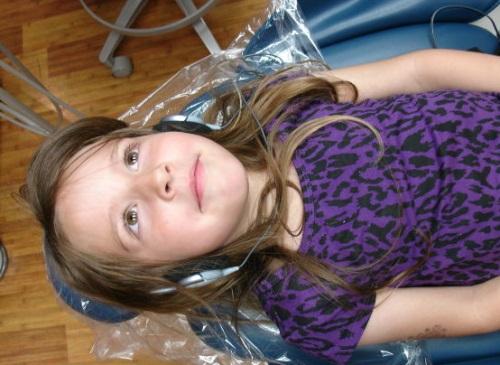 Odontologia infantil y rayos x