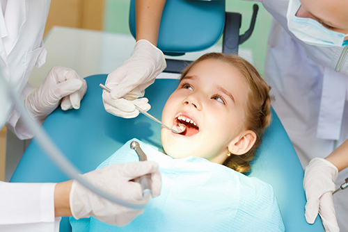 Prevención de caries en dentición temporal