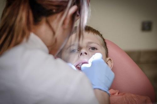 Visitas regulares al dentista