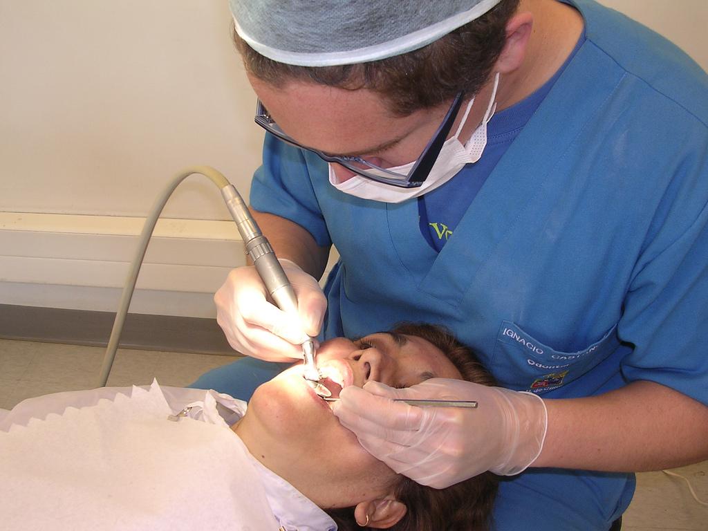 ia de la odontología
