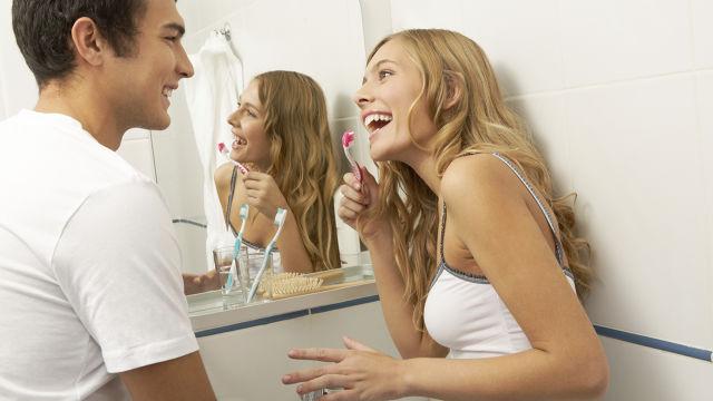 Clínica dental Murcia. Cepillado dental