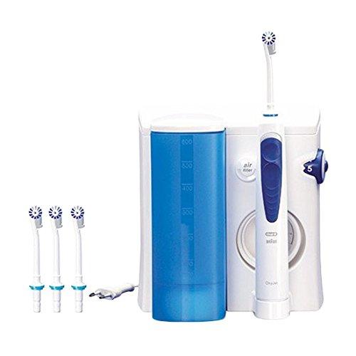 Irrigador dental. Salud Bucodental