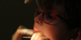 Niños con labio leporino
