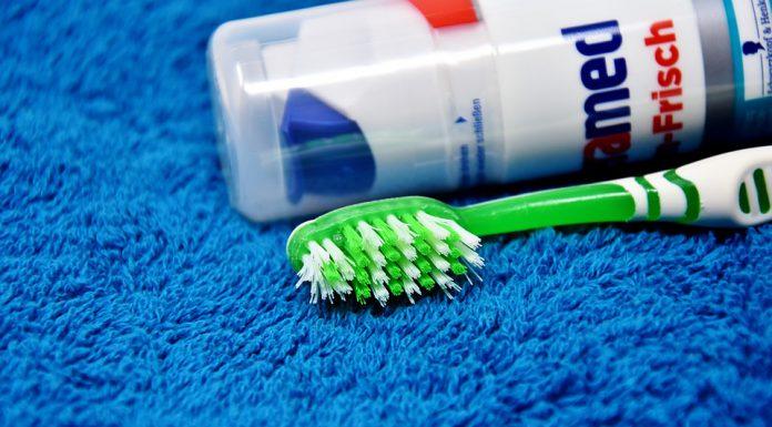 Higiene bucal diaria