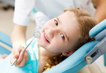 salud dental infantil