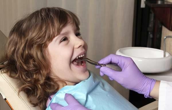 niño al dentistas