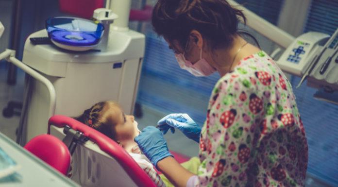 Aparicion de caries en los niños. Dentista en tu ciudad