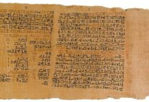 papiro-de-ebers-dentistas-en-madrid
