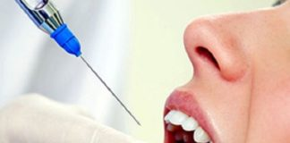 anestesia dental