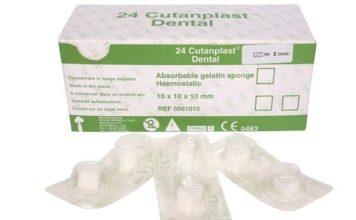 esponjas-reabsorbibles-dentistas-en-madrid