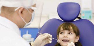 niños al dentista