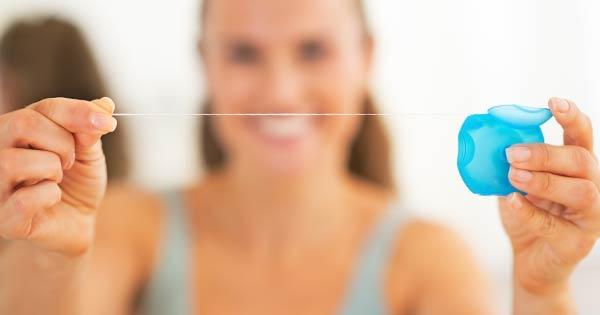hilo dental errores limpieza