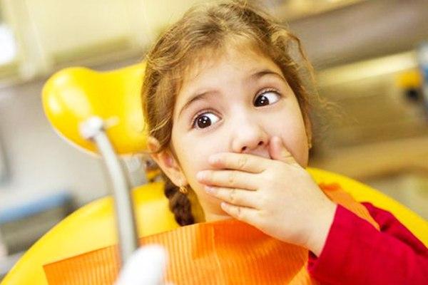 niños miedo al dentista
