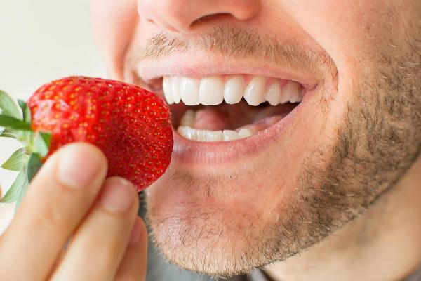cuida el esmalte de los dientes