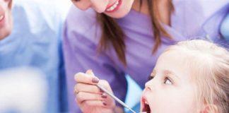 niños caries prevencion