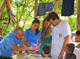 Avanzan proyectos de apoyo de la organización Dentistas Sin Fronteras