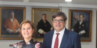 Universidad de Sevilla estrena nuevos decanos de Odontología y Farmacia