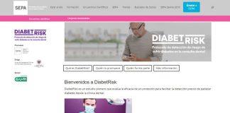 La Fundación SEPA promueve su plataforma DiabetRisk