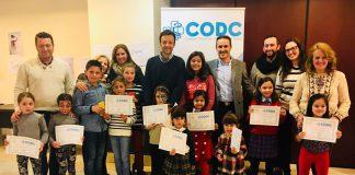 El Colegio de Dentistas de Cádiz premia los trabajos de niños dentro del certamen 'Dibuja a tu dentista'