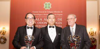 El Consejo General de Dentistas entrega sus premios anuales en la Gala de la Odontología y Estomatología Española