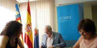 El programa de Servicios Dentales Solidarios ya atiende a los primeros diez pacientes en Alicante