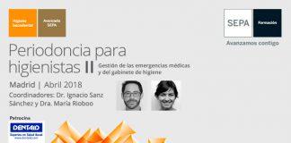 """SEPA organiza el curso """"Periodoncia para Higienistas II: fórmame despacio, que tengo prisa"""""""