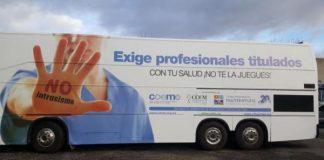 """COEM promueve la campaña """"Exige profesionales titulados, ¡Con tu salud no te la juegues!"""", contra el intrusismo profesional sanitario"""