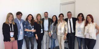 Junta Directiva de SEPA y representantes del colectivo de higienistas bucodentales se reúnen para hablar sobre periodoncia
