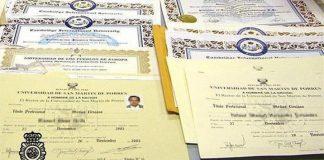 El Consejo de Dentistas pide que se investiguen las webs que ofertan títulos falsos