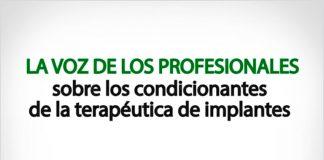 Expertos de SEPA enseñan de manera didáctica sobre los condicionantes de la terapéutica de implantes