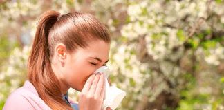 SEPA recuerda que la primavera altera la salud bucal
