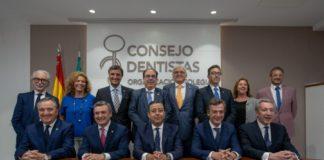 El Comité Ejecutivo del Consejo General de Dentistas de España toma posesión de sus nuevos cargos
