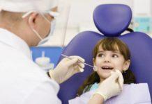 niños odontologo
