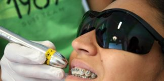 odontologia laser