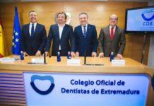colegio de dentistas de extremadura