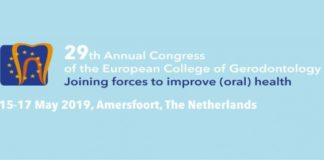 Congreso European College of Gerondontology en Amersfoort 2019